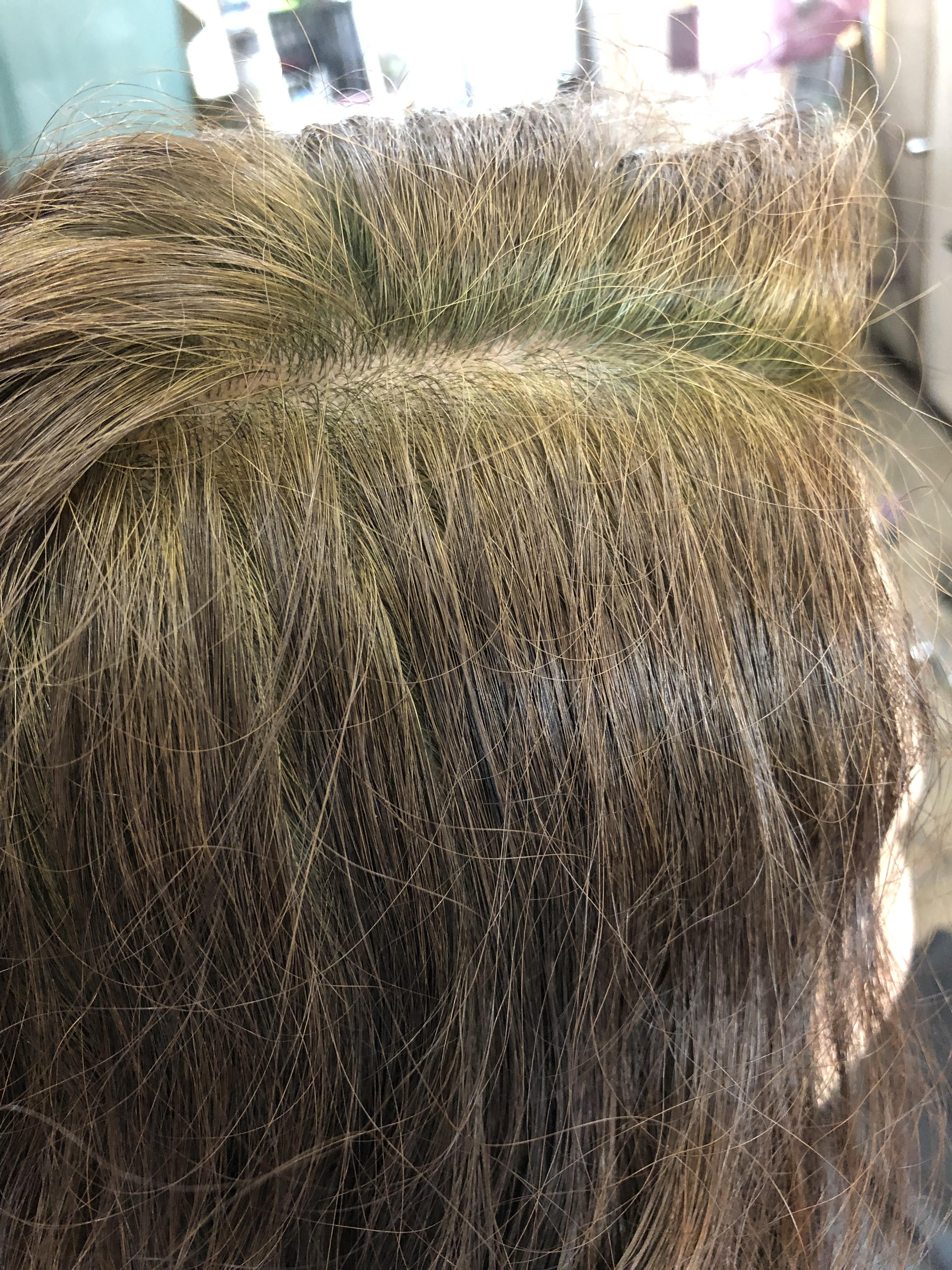 埼玉県 川口市 天然ヘナで髪質改善
