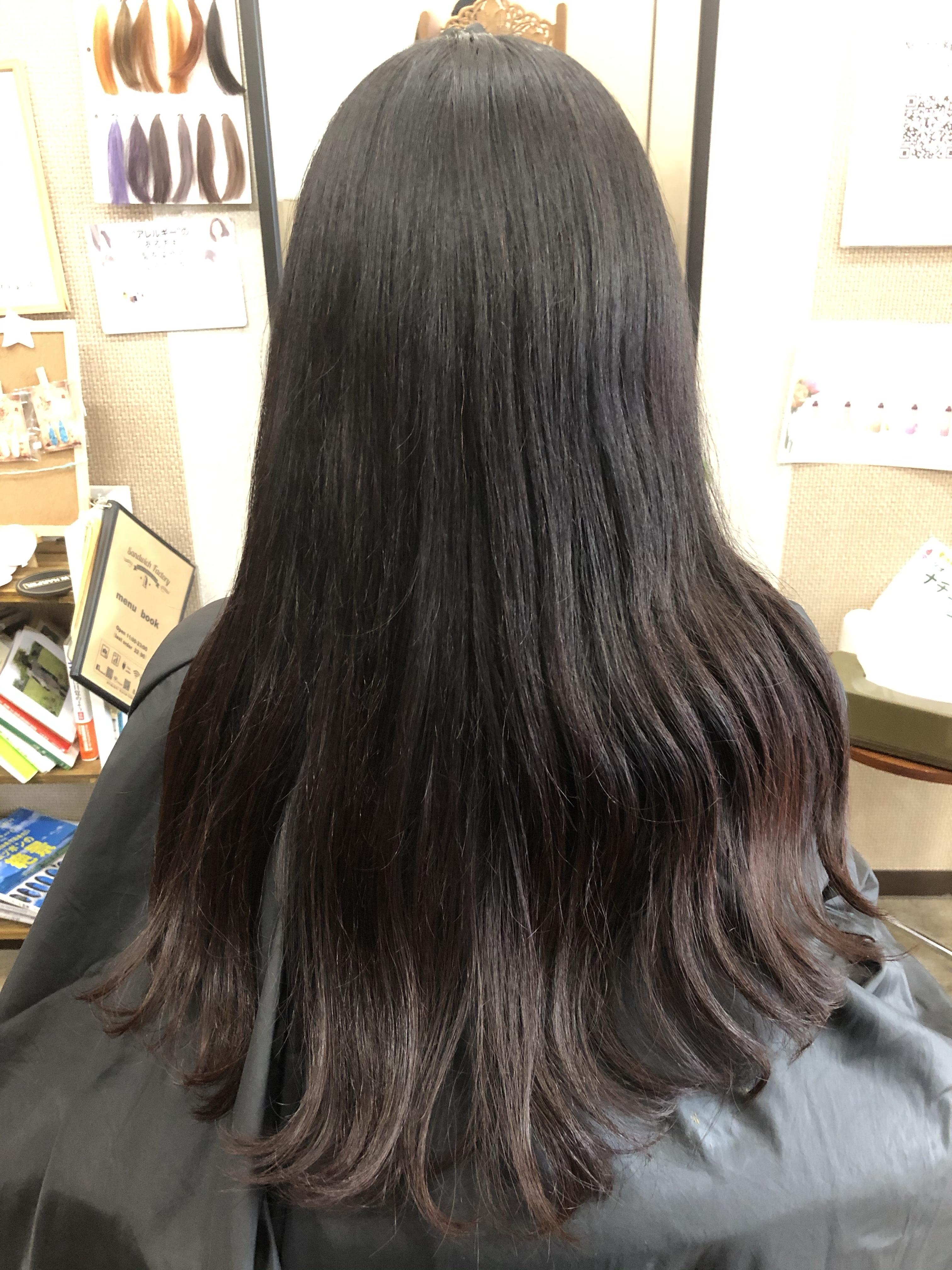 埼玉県でハナヘナ染めを続けた結果