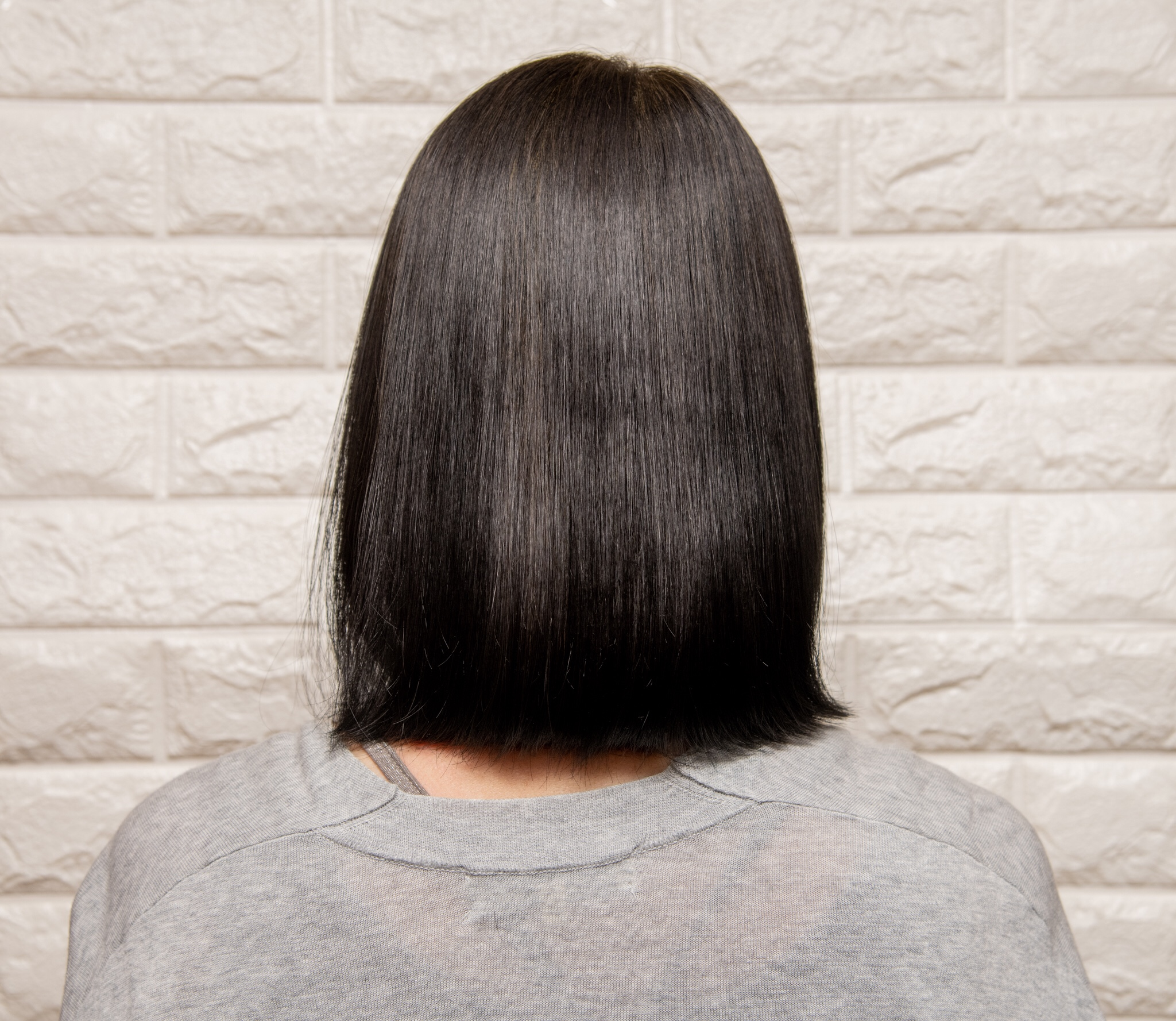 ハナヘナで髪質改善